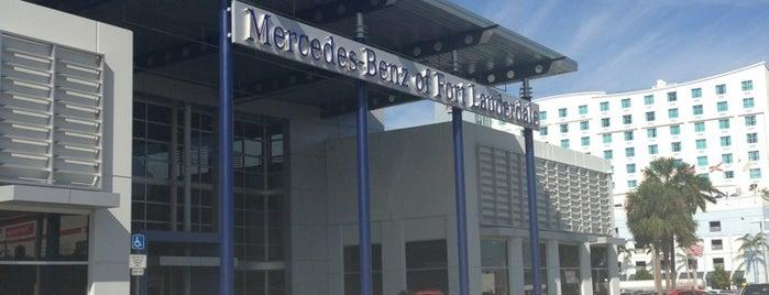Mercedes-Benz of Ft. Lauderdale is one of David Pulju.