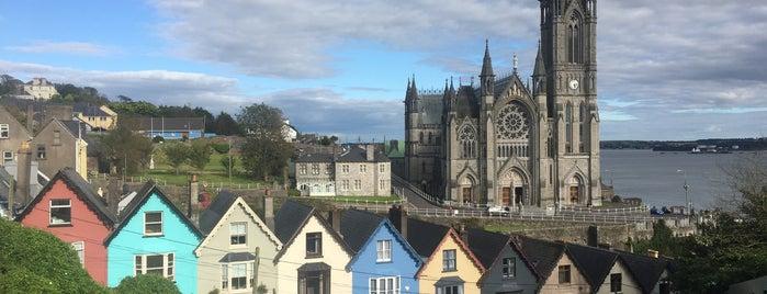 Cobh / An Cóbh is one of Mark's list of Ireland.