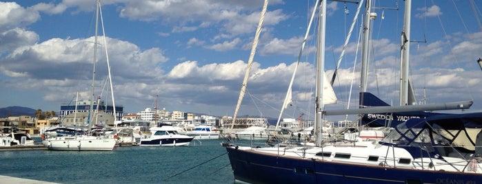 Limassol Marina is one of Locais curtidos por nastasia.