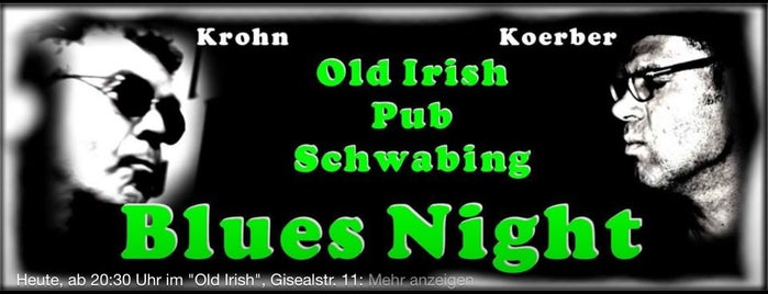 Irish Folk Pub is one of MUNICH SEE&DO&EAT.