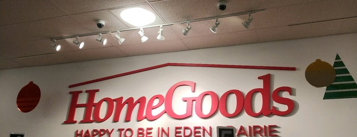 HomeGoods is one of Shopping.
