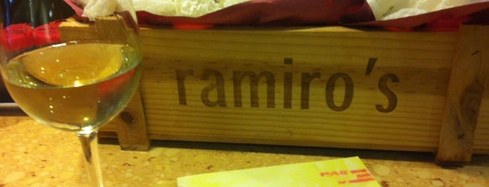 Ramiro's is one of ¡Mmmmmadrid!.