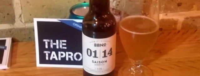 The Taproom SE18 is one of London's Best for Beer.