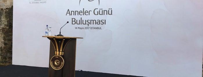 Adile Sultan Korusu is one of favori mekanlar.