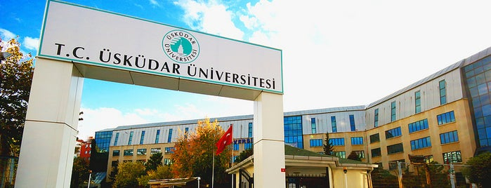 Üsküdar Üniversitesi Çarşı Yerleşkesi is one of Locais salvos de Şadi.