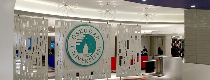 Üsküdar Üniversitesi is one of Posti che sono piaciuti a Merve.