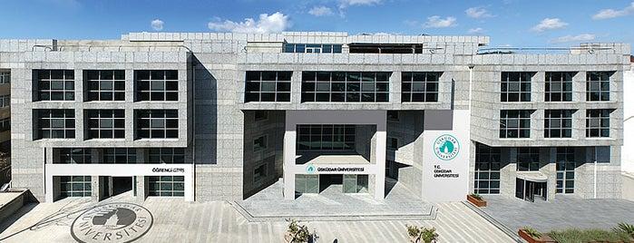 Üsküdar Üniversitesi is one of ehliyet 450 tl.