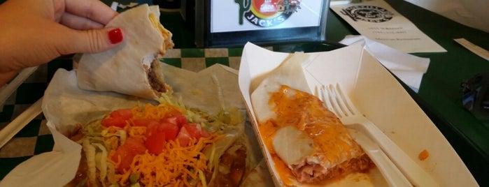 Tortilla Jack's Mexican Restaurant is one of Lugares favoritos de Jennifer.