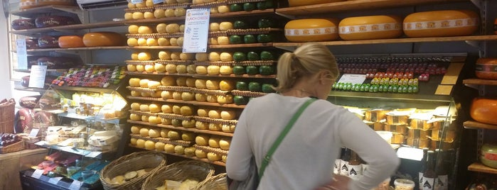 Amsterdam Cheese Museum is one of Lugares favoritos de Jennifer.
