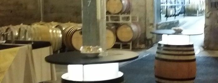 Testarossa Winery is one of Lugares favoritos de Jennifer.