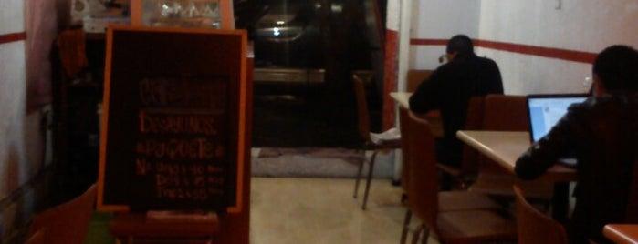 El Rey Del Cafe is one of gaby : понравившиеся места.