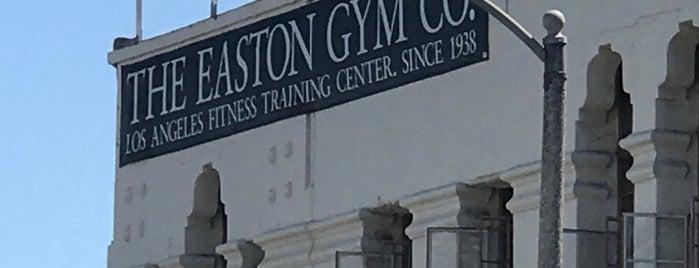 Easton Gym Co is one of Becca'nın Beğendiği Mekanlar.
