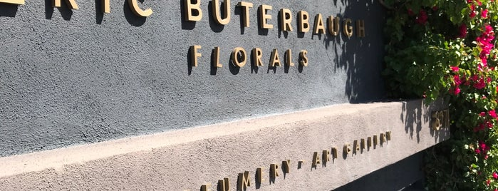 Eric Buterbaugh Florals is one of SoCal.
