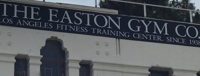 Easton Gym Co is one of Orte, die Becca gefallen.