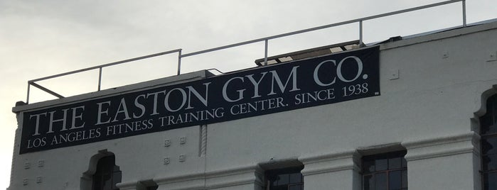 Easton Gym Co is one of สถานที่ที่ Laura ถูกใจ.