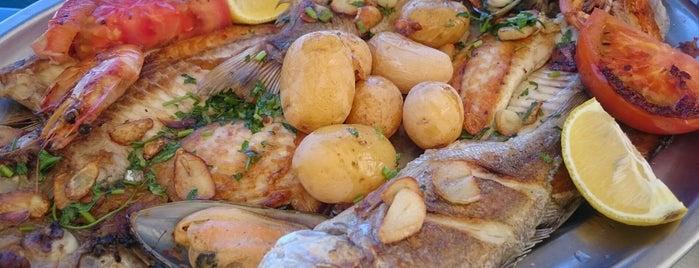 Restaurante La Nasas is one of Locais curtidos por georg.