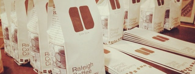 Raleigh Coffee Company is one of Places to Eat: Triangle.