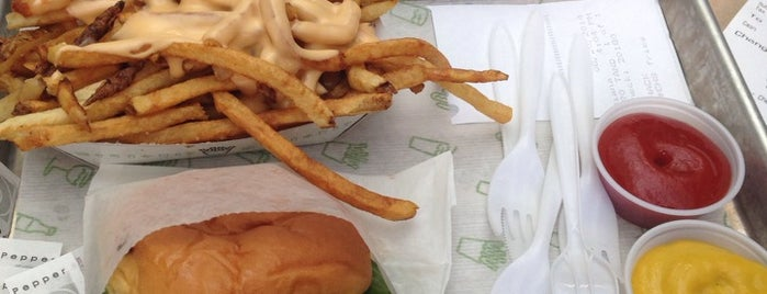 Shake Shack is one of Burgers of New York.