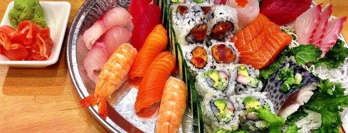 Mogu Sushi is one of NYC Japanese Restaurants.