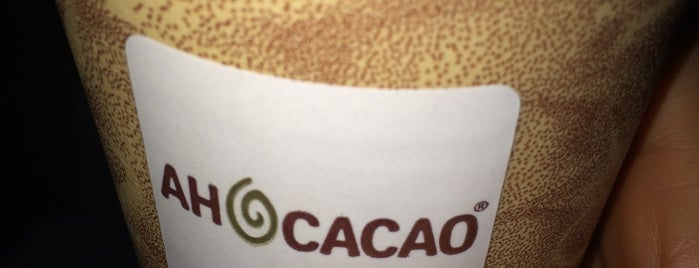 Ah Cacao Chocolate Café is one of Paola : понравившиеся места.