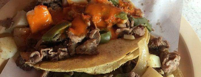 Tacos El tigre de Revolución is one of 2 Go.