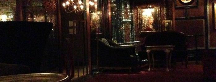 Crimson Lounge is one of Chicago Magazine's 100 Best bars 2013.