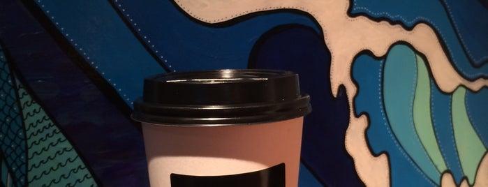 Surf Coffee is one of Питер и область.