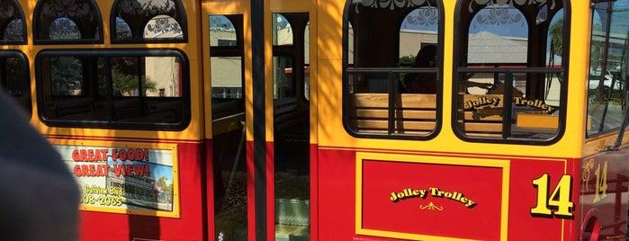 Jolley Trolley is one of Lieux sauvegardés par $ŦEPҤλ₦łE.