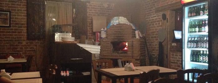 Піцерія  Чао Белла/  Ciao Bella Pizza is one of Andy 님이 좋아한 장소.