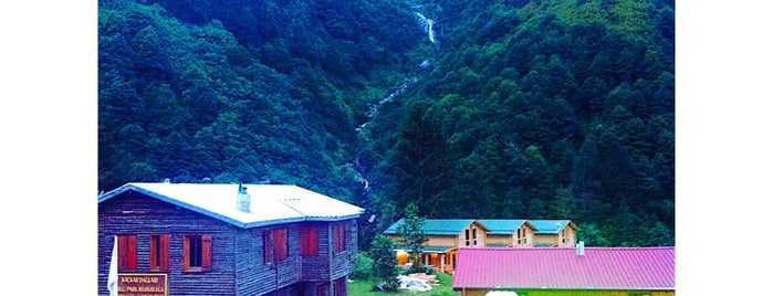 Ayder Keyf Restaurant is one of Ayder- Turkey.