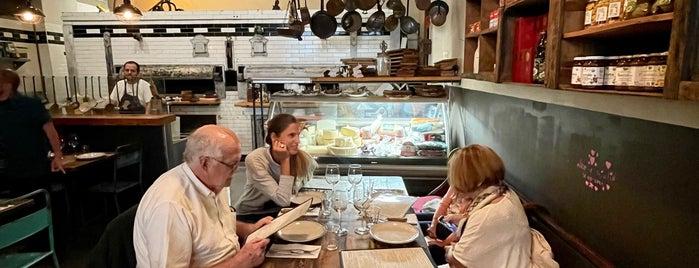 Montesacro is one of US Travel Eats.