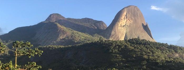 Pedra Azul is one of Locais curtidos por Paulo.