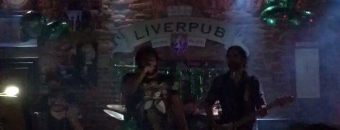 Liverpub Music Place is one of Bruno'nun Beğendiği Mekanlar.