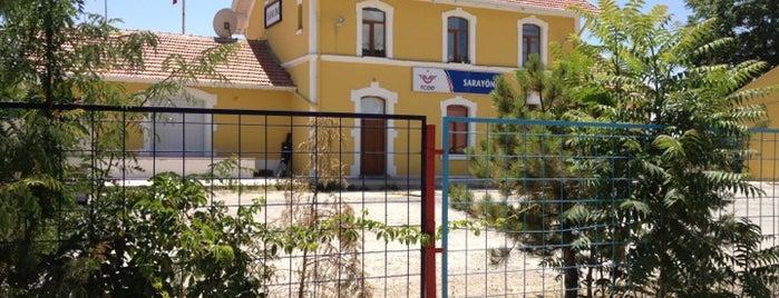 Sarayönü is one of Konya'nın İlçeleri.