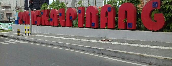 Pangkal Pinang is one of Ibukota Provinsi di Indonesia.
