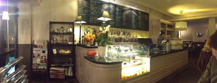 La Crema is one of Tempat yang Disimpan Evita.
