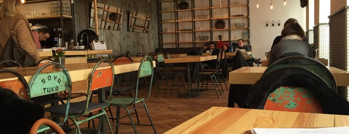Bazar Kocha is one of Hipster Places in Warsaw.
