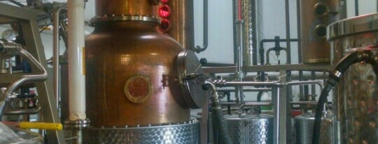 Dry Fly Distilling is one of Craft Distilleries Guide Dec 2011.