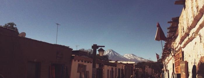 San Pedro de Atacama is one of Tempat yang Disukai Joao Ricardo.