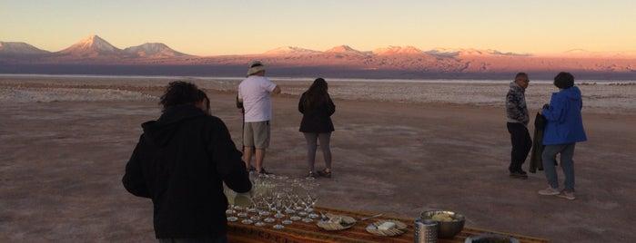 Ojos Del Salar De Atacama is one of Tempat yang Disukai Joao Ricardo.
