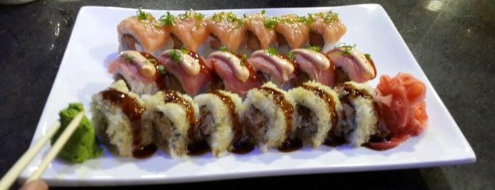 Rituals Sushi is one of Orte, die Camille gefallen.