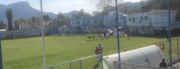 Kemer Stadı is one of Tempat yang Disukai Adalet.