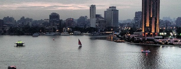 Four Seasons Hotel Cairo at Nile Plaza is one of Egypt..
