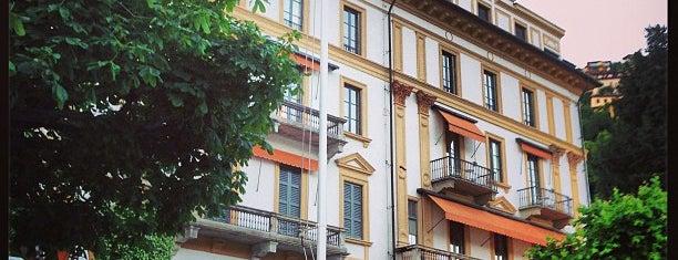 Villa d'Este is one of Condé Nast Traveler Platinum Circle 2013.