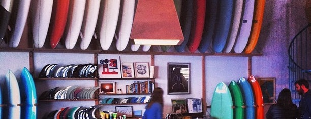 Mollusk Surf Shop is one of San Francisco Racked 38.