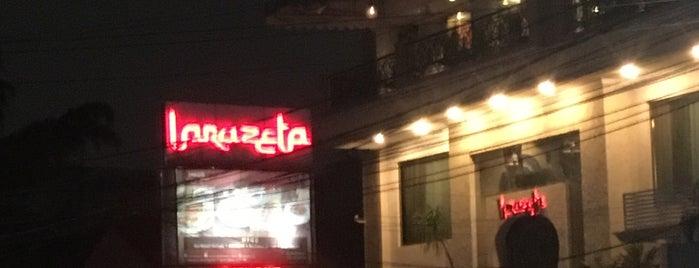 Larazeta Restaurant & Gallery is one of Best Cafe and Restaurant.