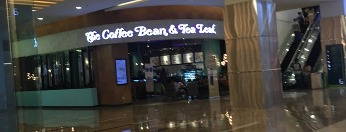 The Coffee Bean & Tea Leaf is one of Best Cafe and Restaurant.