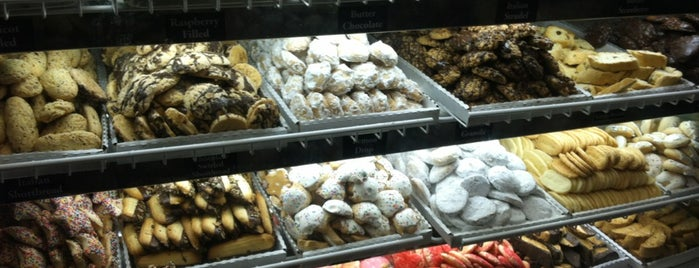 Vaccaro's Italian Pastry Shop is one of The Best Cookie in Every State.