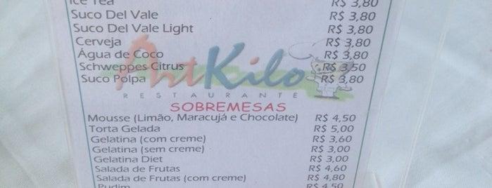 Art Kilo is one of Locais curtidos por Larissa.