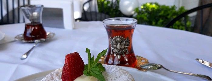 Nilhan Sultan Köşkü Paşalimanı is one of Yeme &İçme.